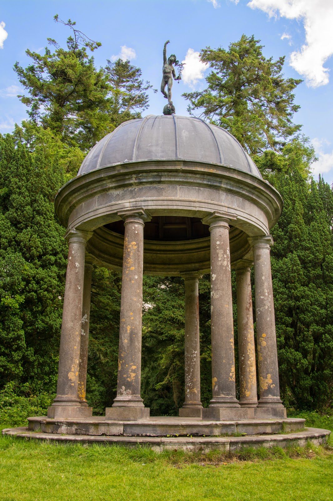 Temple of Mercury, Dromoland Castle