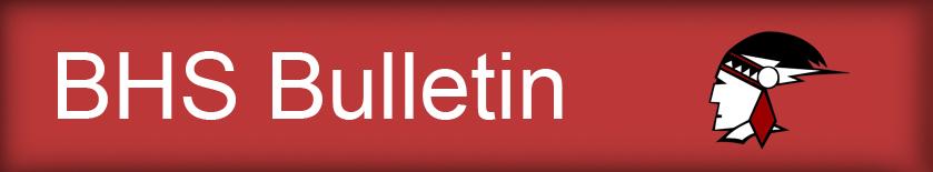 BHS Bulletin