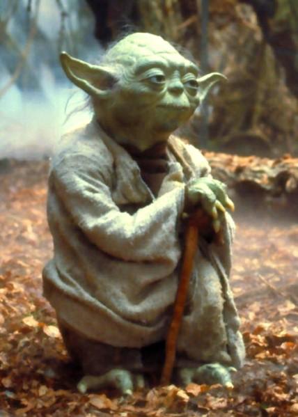 Aparador Sala De Jantar Moderno ~ Galáxia deÓrion Mestre Jedi Yoda
