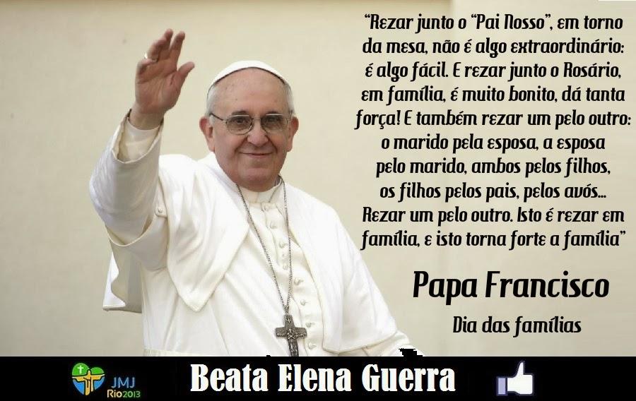 Papa Francisco Frases Dos Santos