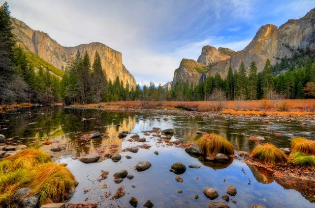 76. Yosemite National Park (San Francisco, USA)