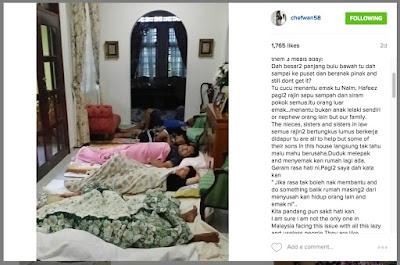 Chef Wan Tegur Sikap Pemalas Orang Balik Kampung, Hilang Sabar