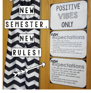 New Semester, New Rules!