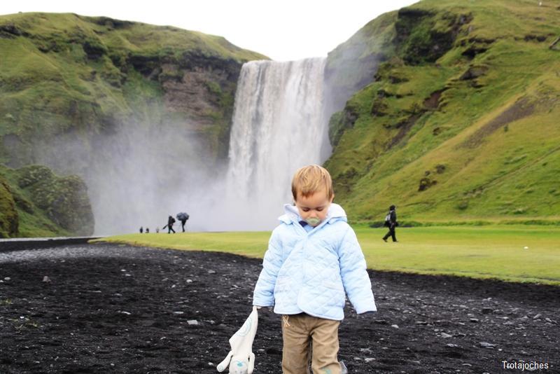 Consejos para viajar a Islandia con niños.