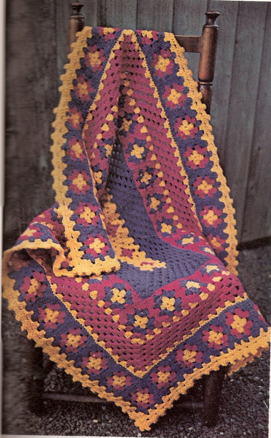 Crochet Patterns Granny Square Baby Blankets : crochet blanket crochet blanket pattern crochet blanket patterns ...