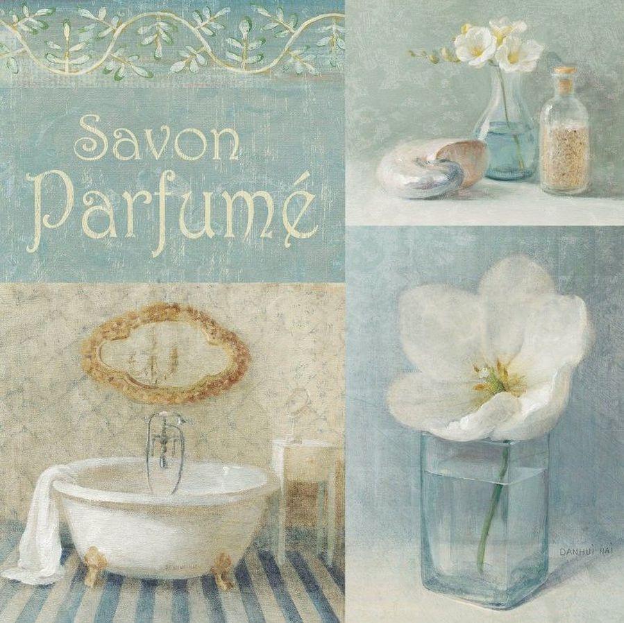Danhui nai antique roses tutt 39 art pittura - Laminas para cuartos de bano ...