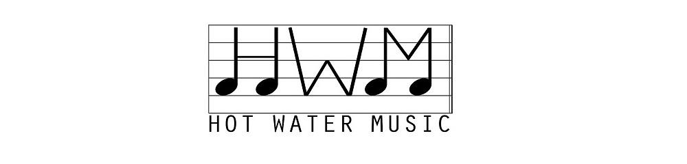 Hot Water Music Blog: Boston-based music revelry.