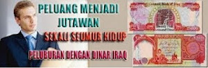 DINAR IRAQ - PELABURAN UNTUK MASA DEPAN