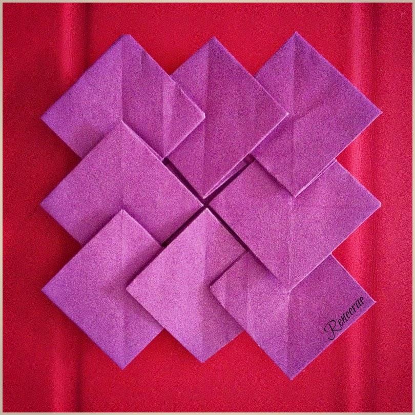 Lifes Simple Pleasure Origami Fold Shuzo Fujimoto Diamond Escher