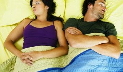 Masalah Keharmonisan Pasangan Suami Istri