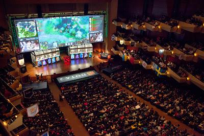 DOTA 2: Game RTS Terbaik Grafis Bagus dan Bisa LAN