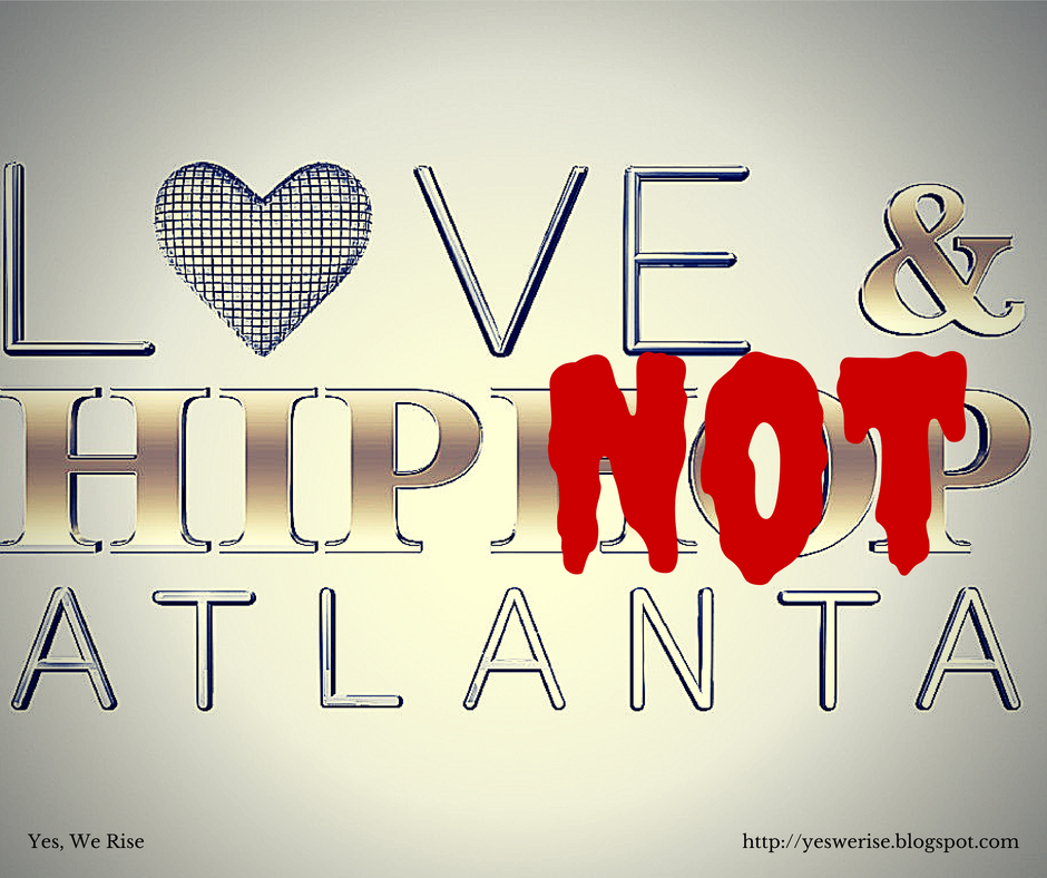 Love & Hip NOT| Yes, We Rise