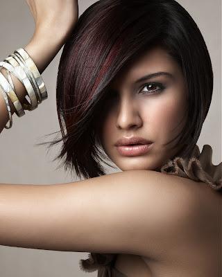 Frankie Sandford Hairstyles
