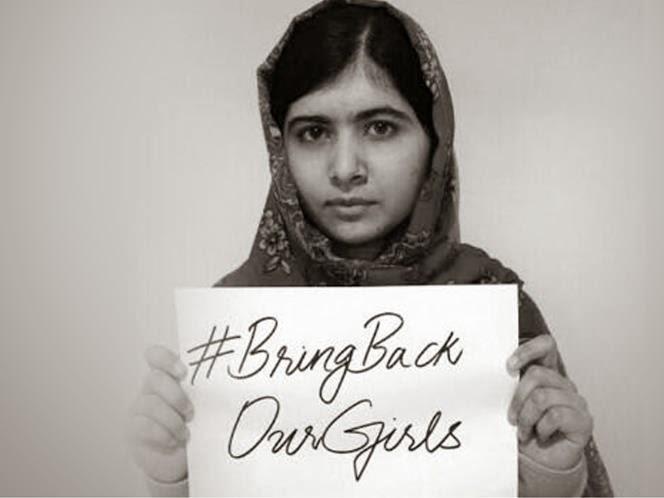 liberen a las niñas nigerianas