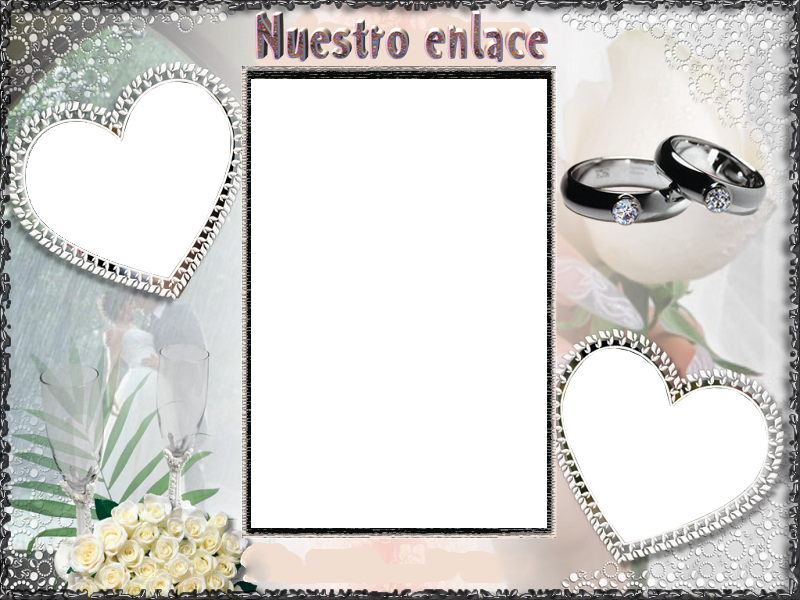 Marcos photoscape marcos fhotoscape photoshop y gimp - Marcos de plata para bodas ...