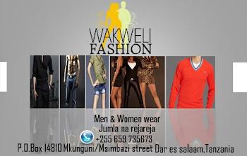 Wakweli Fashion - Msimbazi/mkunguni,Kariakoo