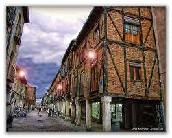 Calle Mayor del Alcalá de Henares