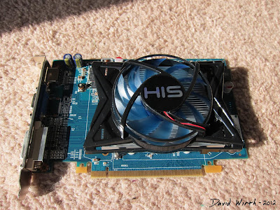 Radeon HD 6670 video card