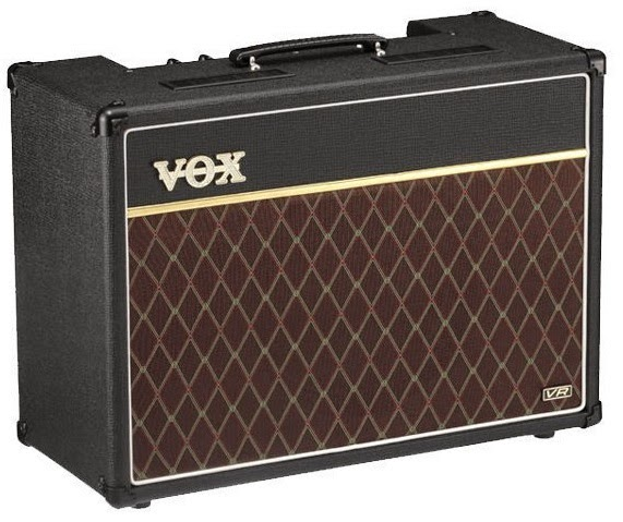 New Vox AC15VR Guitar Combo Amplifier