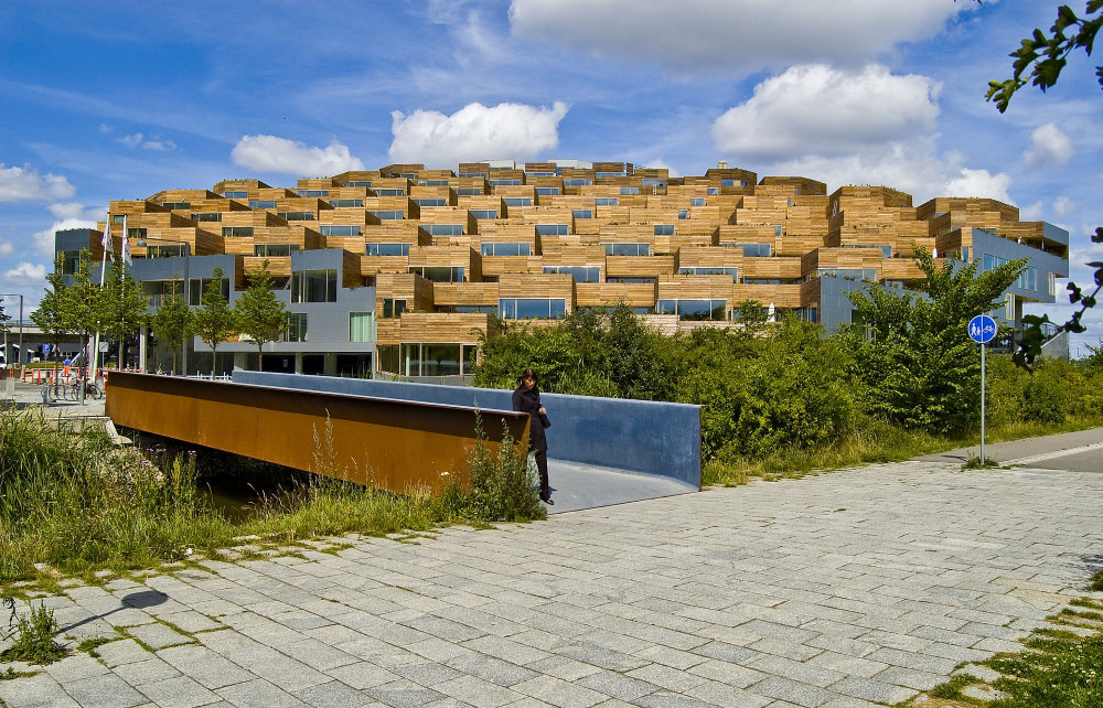 Mountain dwellings by big bjarke ingels group jds for Mountain architects