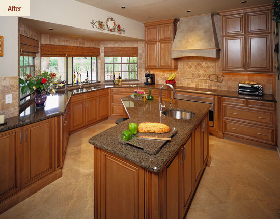 Home decoration design kitchen remodeling ideas and for Kitchen refurbishment ideas