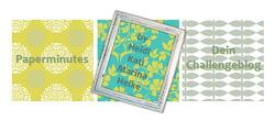 Paperminutes, der Challengeblog!