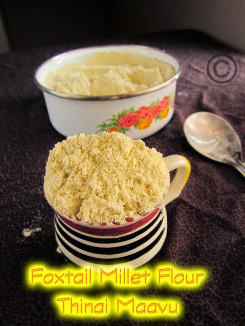 Foxtail-millet-powder