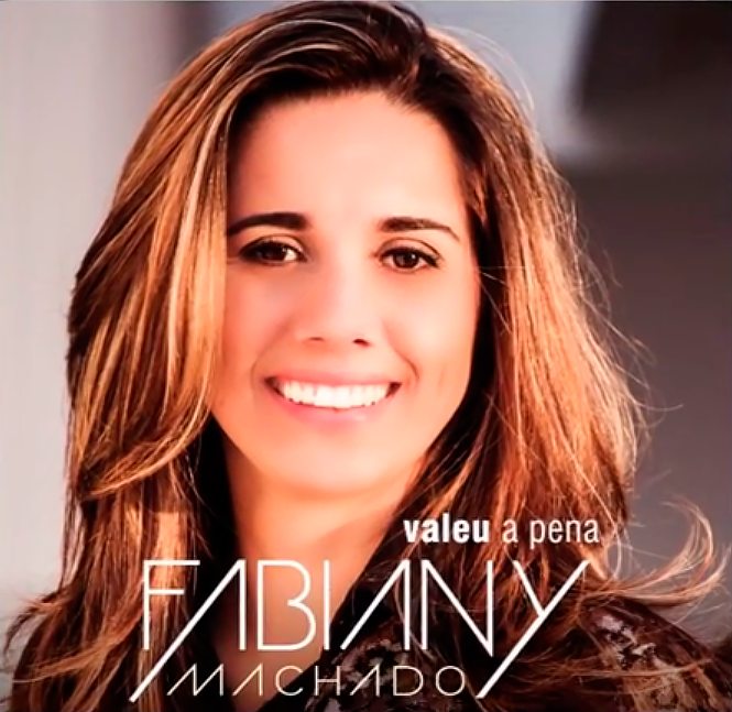Fabiany Machado - Valeu a Pena - (com playbacks)