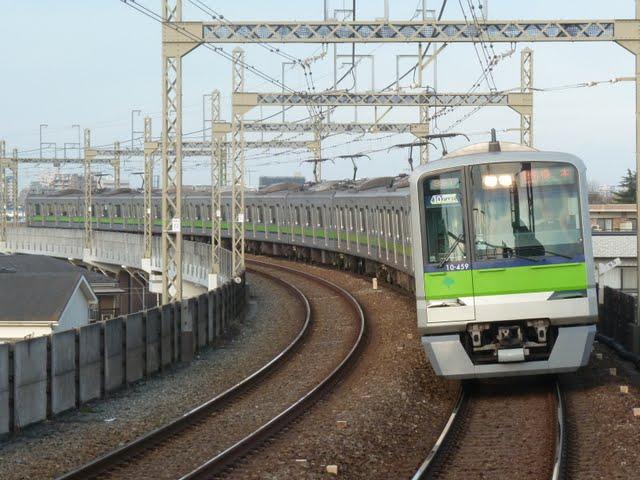京王電鉄 急行 橋本行き8 都営10-300形