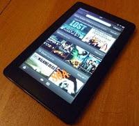 Amazon pode lançar nova versão do Kindle Fire em agosto.
