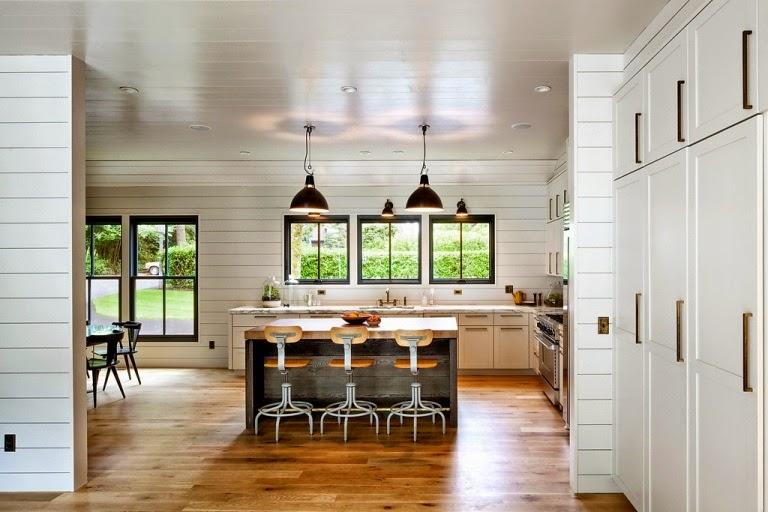Ivonne Semprún : Una Casa de Campo Nada Extravagante en Portland, Oregón