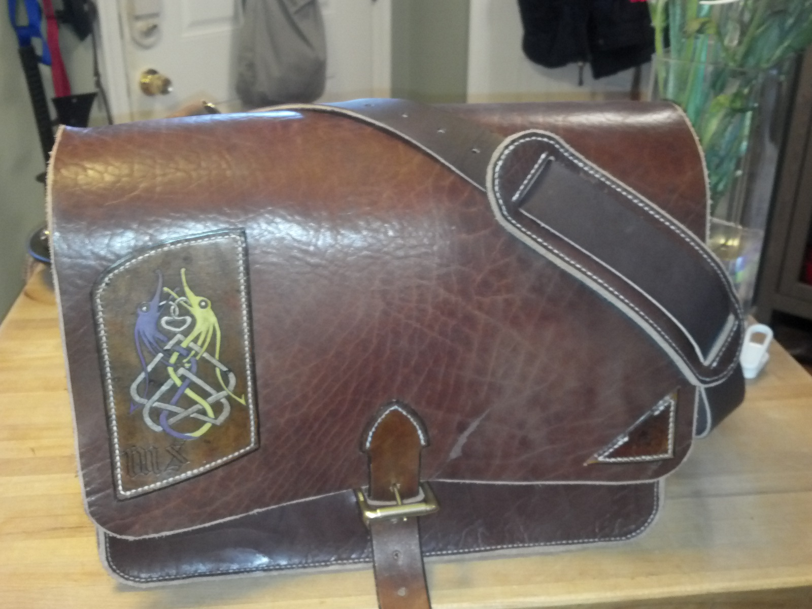 K Scepter 4 Messnger Bag