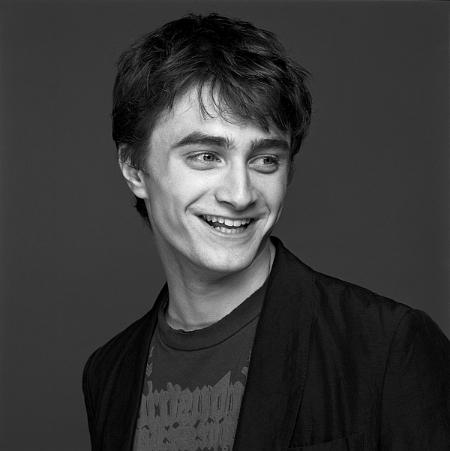 Daniel Radcliffe photo profiles harry potter 7