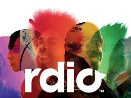 Rdio Music Service Has Been Launched in India