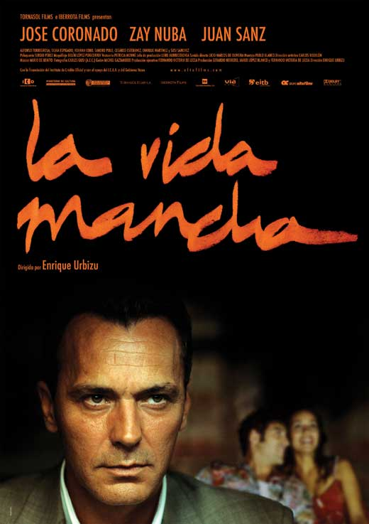 La vida mancha movie