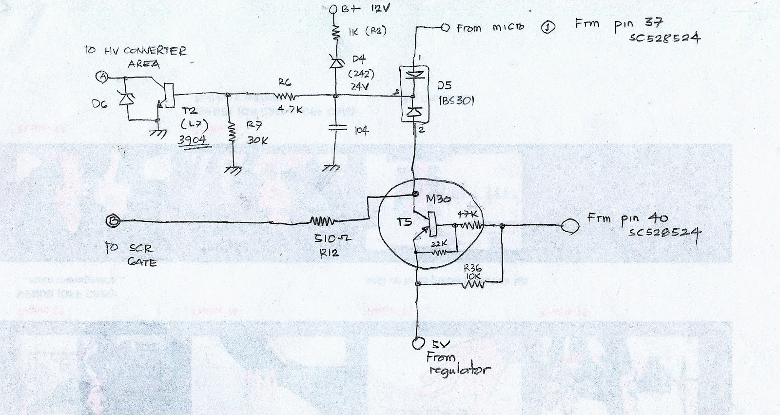 shogun dc cdi schematic techy at day blogger at noon and a high voltage dc dc converter circuit