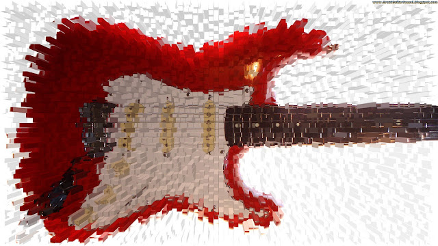 Great guitar sound guitar wallpaper red fender - Fender stratocaster wallpaper hd ...