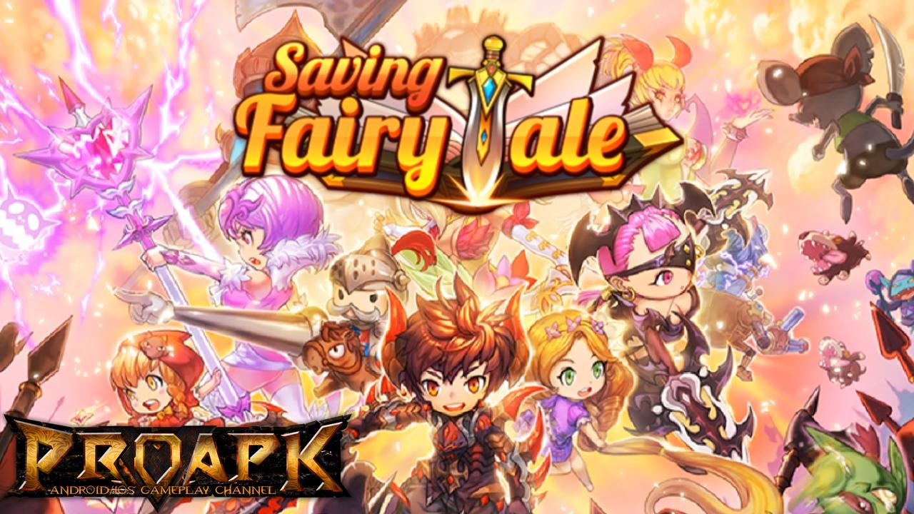 Saving Fairy Tale