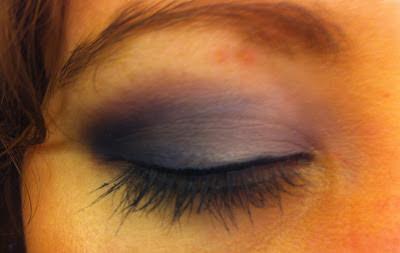 Make-up London Academy - Smoky Eye