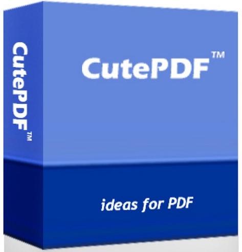CutePDF Writer 3.0 2015 Free Download | Tecnic400