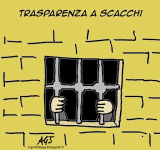Mantovani, regiona lombardia, trasparenza, satira vignetta
