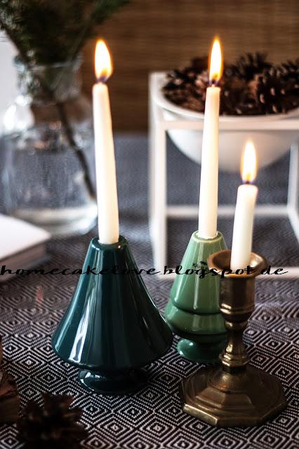Kähler Kerzenhalter, Weihnachtsdekoration