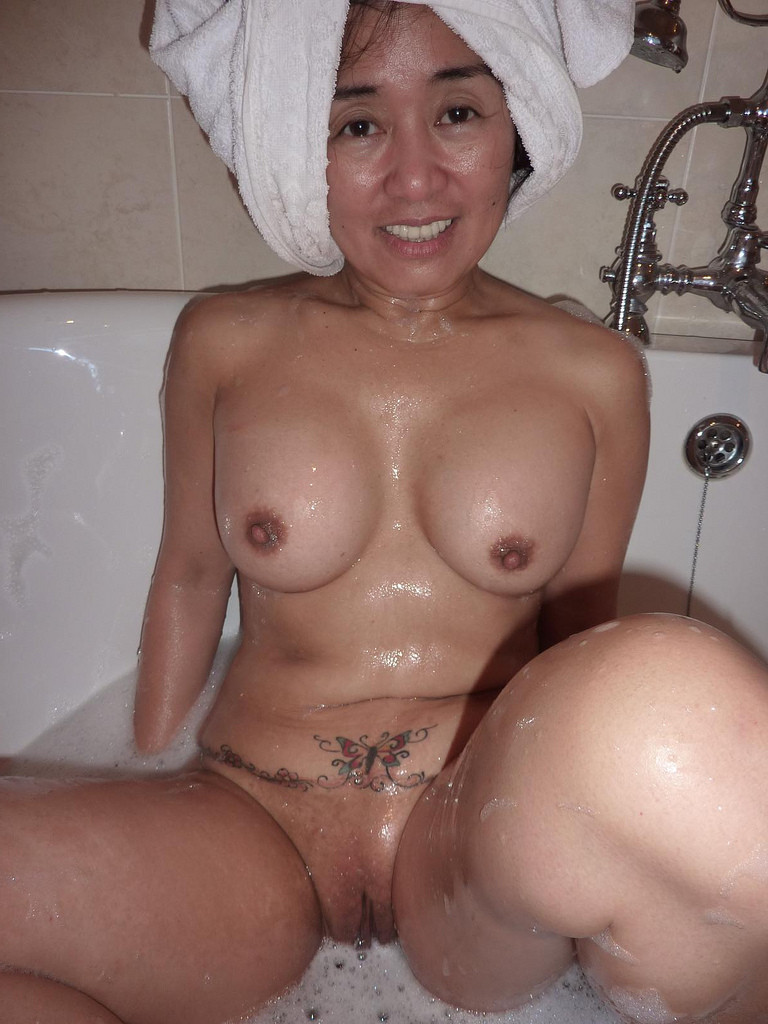 Pussy aged shaved wives middle