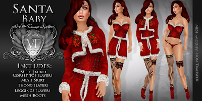 https://marketplace.secondlife.com/p/Vengeful-Threads-Santa-Baby-w-Lola-Applier/5523333