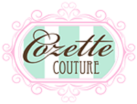 my business blog...cozette couture