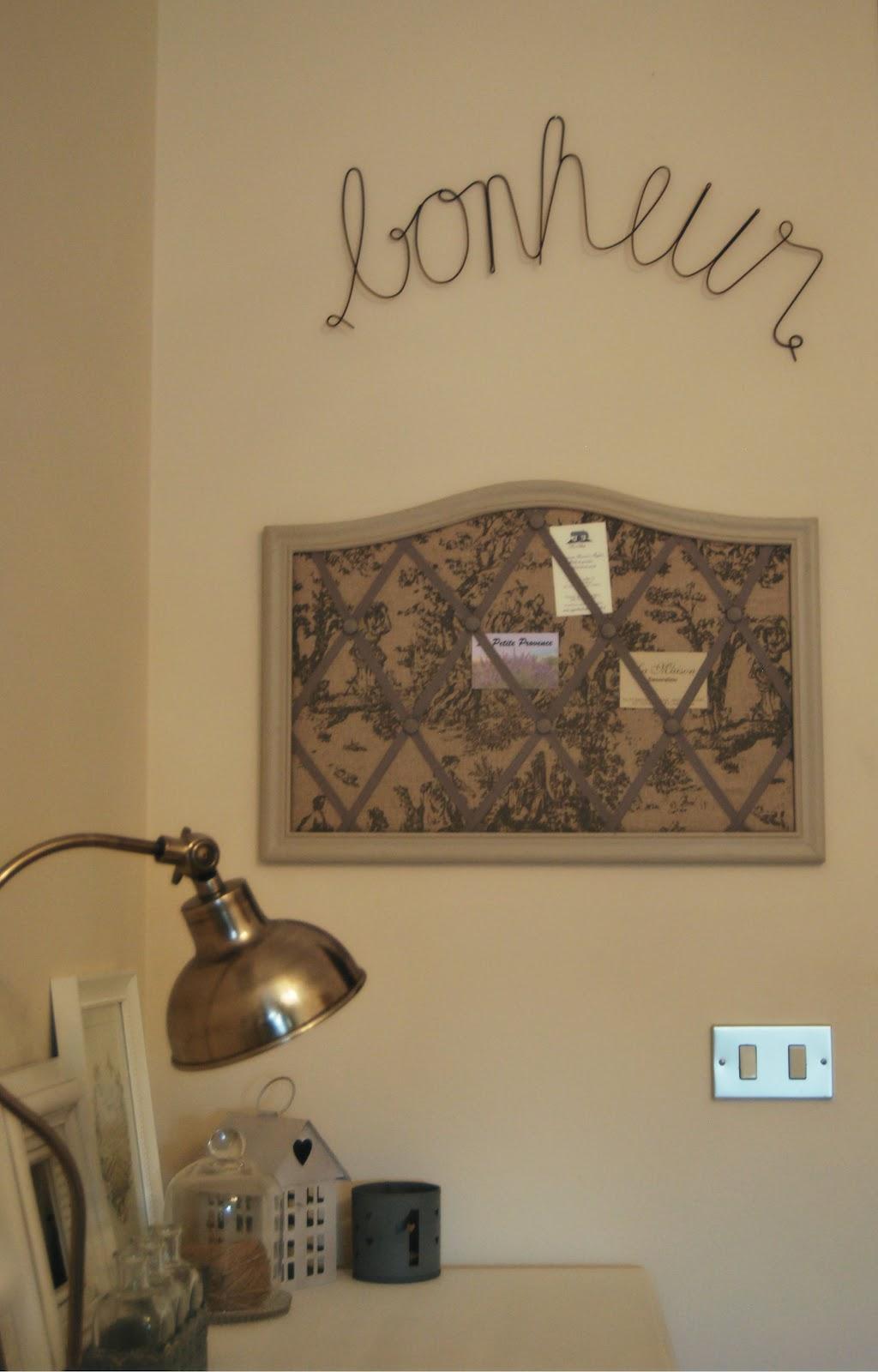 my writing corner revealed cottagestyleblogs. Black Bedroom Furniture Sets. Home Design Ideas