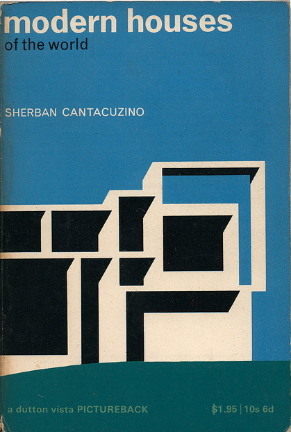 Mad for mid century modern houses of the world for Modern house design books