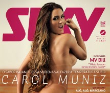Carol Muniz Revista Sexy