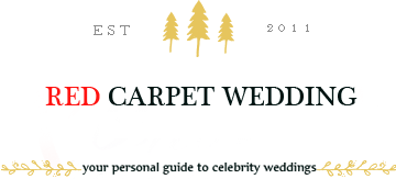 Red Carpet Wedding