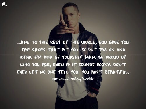 quotes about love and life eminem quotes about love and life
